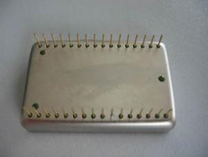 金属玻璃封接芯柱