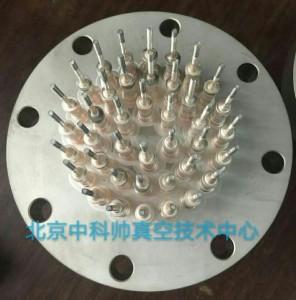 非标高压电极